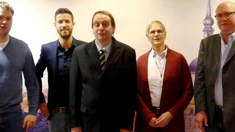 Vorstand der CDU Flensburg West