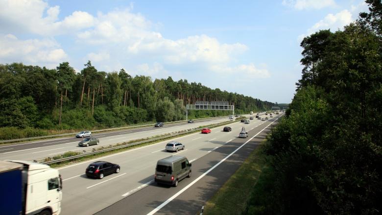 Vernünftige Verkehrswege