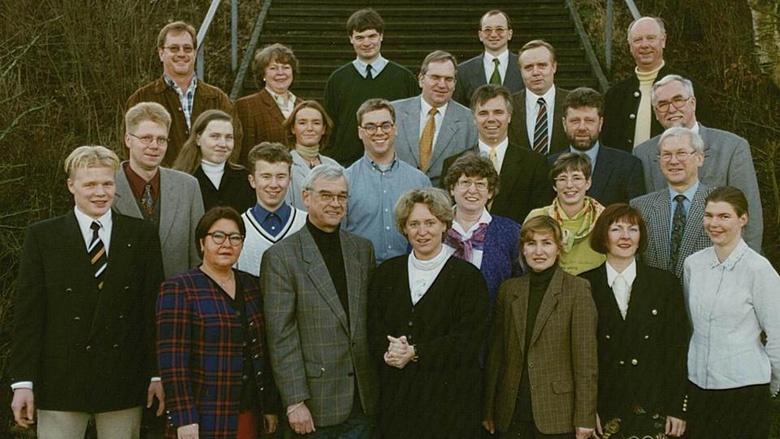 CDU-Fraktion gratuliert Heidemarie Winkelmann zum 25-jährigen Jubiläum