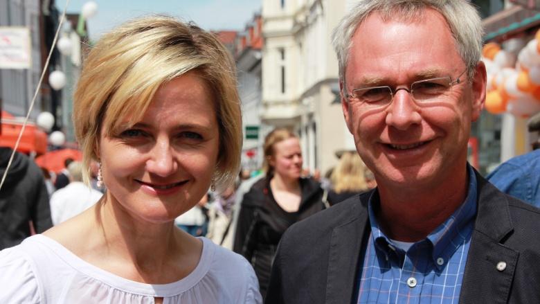 OB-Wahlkampf mit Torsten Geerdts