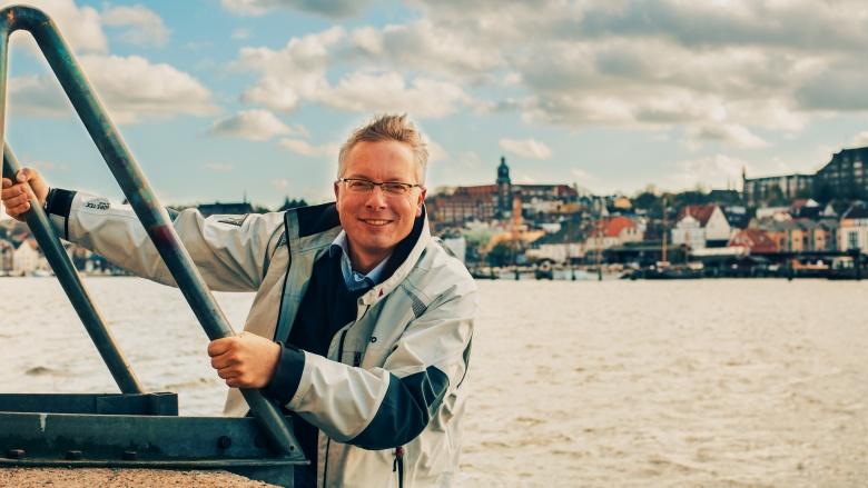 Kreisvorsitzender Arne Rüstemeier