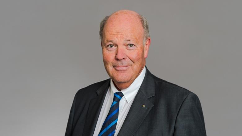 Hans-Joachim Grote, Minister für Inneres, landliche Räume und Integration