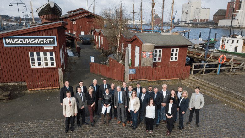 Die Flensburger CDU-Kandidaten zur Kommunalwahl am 6. Mai 2018