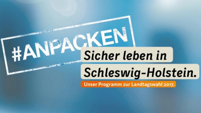 Wahlprogramm zur Landtagswahl