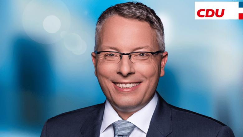 Kandidat Arne Rüstemeier