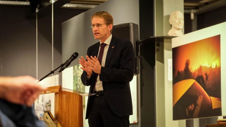 CDU-Landesvorsitzender Daniel Günther zeichnet den Weg für eine erfolgreiche Landtagswahl vor