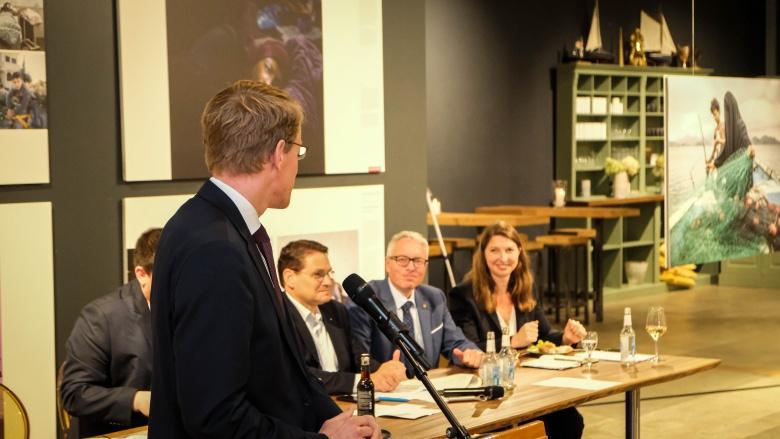 Der CDU-Parteitag wählte den Kreisvorstand neu und bestimmte Uta Wentzel zur Landtagskandidatin