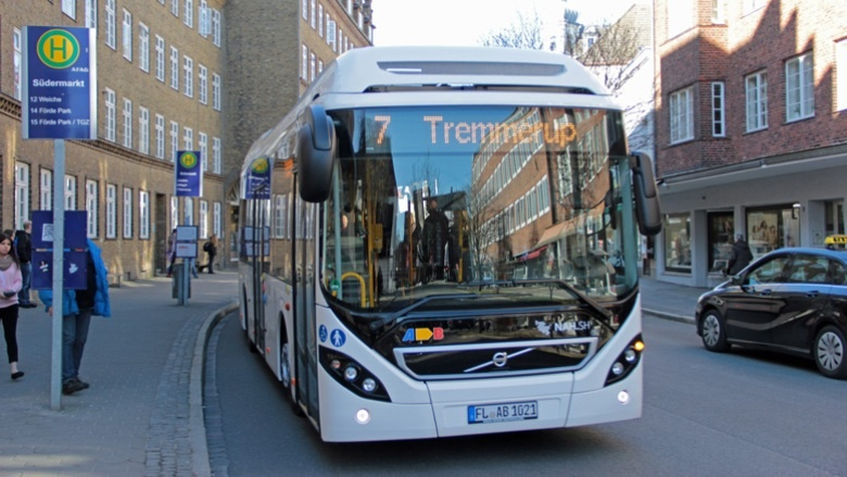 ÖPNV in Flensburg