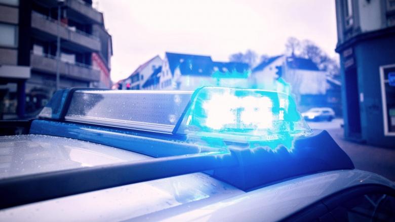 Polizei in Flensburg