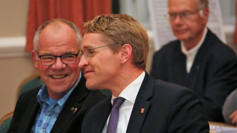 Hannes Fuhrig, Daniel Günther