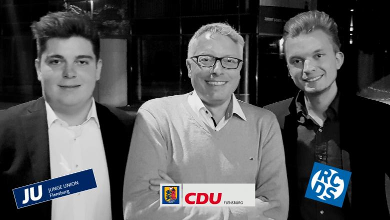 JU, CDU, RCDS