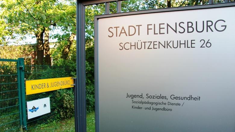 Stadt Flensburg: Fachbereich für Jugend, Soziales und Gesundheit