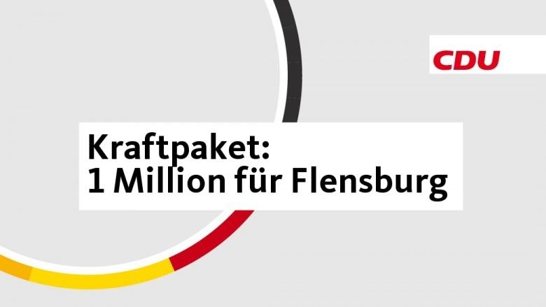 Flensburg startet durch!
