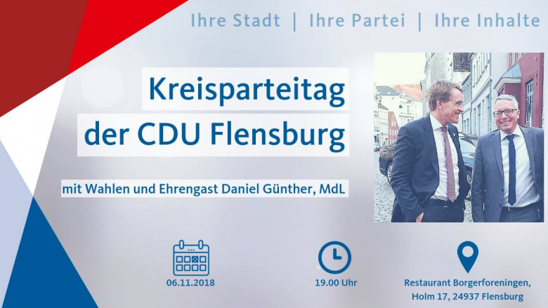 CDU-Kreisparteitag 2018