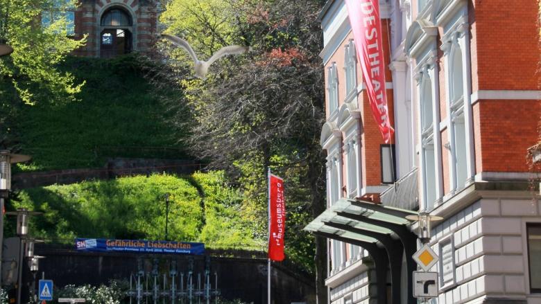 Landestheater in Flensburg