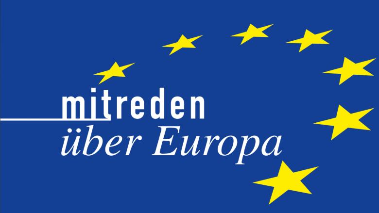 Mitreden über Europa