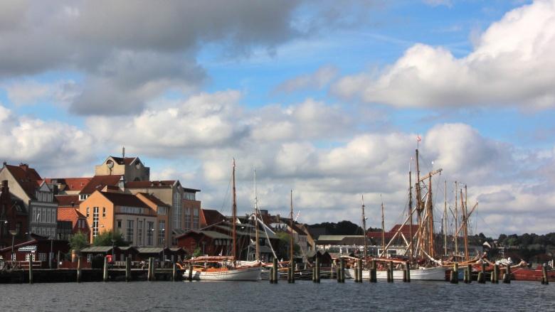 Flensburger Museumshafen