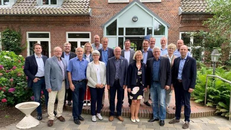 Teilnehmer der CDU-Nordkonferenz
