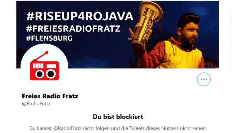 Radio Fratz: Kommunalpolitiker blockiert