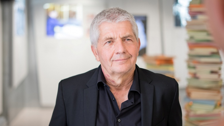 Bundesbeauftragter Roland Jahn