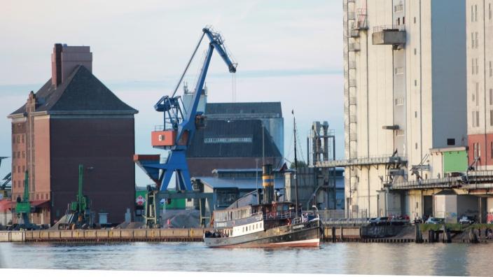 Flensburger Hafen