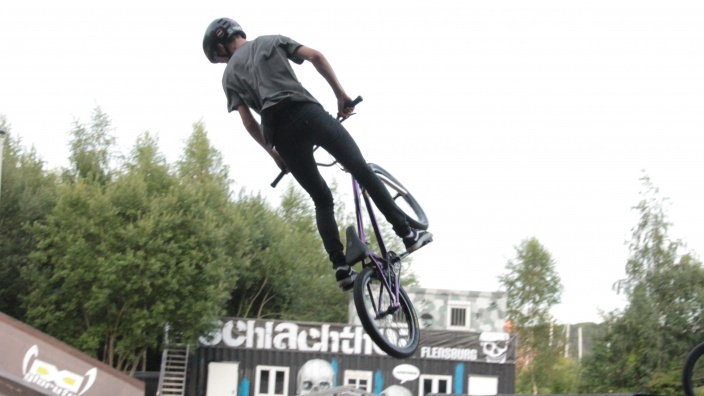 Radverkehr in Flensburg