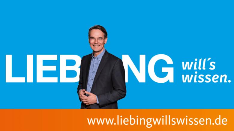 Liebing will's wissen.